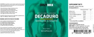 crazy bulk decaduro reviews