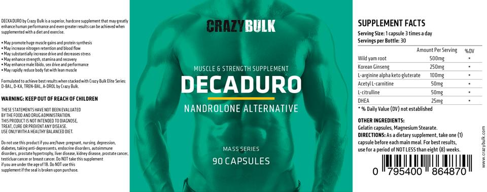 crazybulk-deka-label – Legal Decadurabolin Steroids