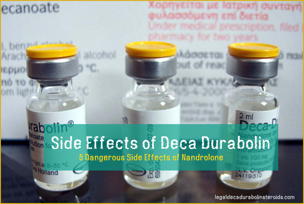 Deca Durabolin Side Effects